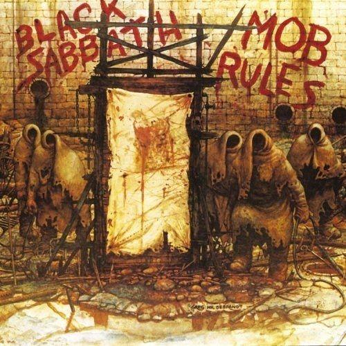 CD Black Sabbath - Mob Rules (Slipcase)