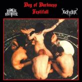 CD Impaled Nazarene / Beherit ‎– Day Of Darkness Festifall