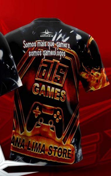Camiseta Gameologos V2 Knuckles - PRE VENDA