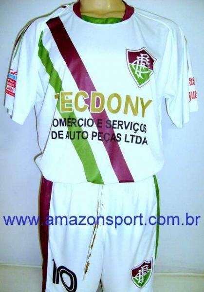 Olx UNIFORME PARA FUTEBOL COM SUA PERSONALIZAÇÃO - Amazon Sport ... 8ce1e87fa0a84