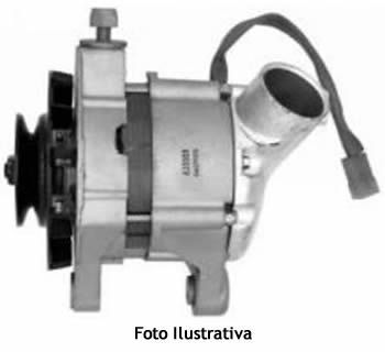 Alternador Lada Niva (remanufaturado) S/ Troca Ref. 0012