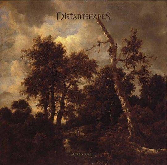 Distant Shapes - Autumn Fall