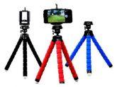 Tripe Flexível Articulado Celular /Câmera Digital -B