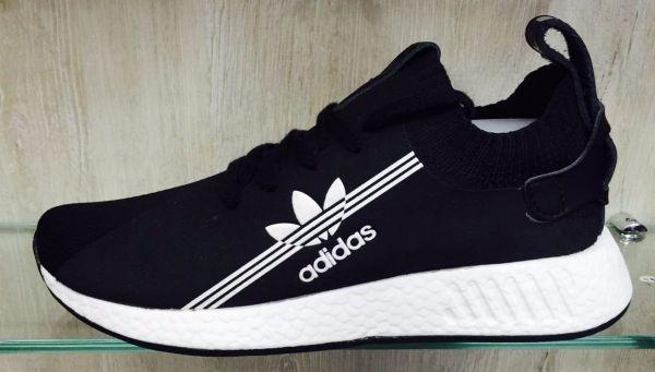 56a45eb500d Tênis Adidas NMD Primeknit Preto - Outlet Ser Chic