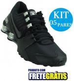 KIT 05 Tênis Nike Shox - Nike