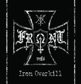 FRONT - Iron Overkill - LP (+POSTER)