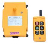 JIC-6 Botoeira sem Fio (Wireless) 6 botões / 4 comandos