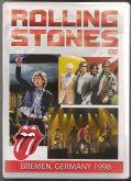 DVD - The Rolling Stones Bremen Germany 1998