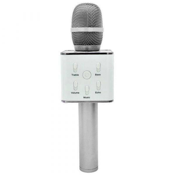Brinquedo Microfone Bluetooth - Karaokê - Toyng / 1DZ AAIE