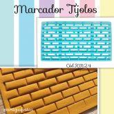 Marcador Tijolinhos
