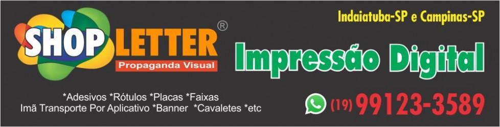 Loja de Shop Letter Gráfica e Comunicação Visual