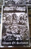 Necrodeus - Womb of Sathanas