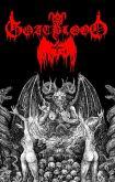 GOATBLOOD - Adoration of Blasphemy and War - CASSETE