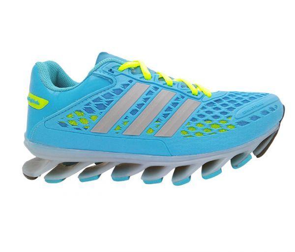 1f76331663 Tênis Adidas Springblade Razor Azul Bebê e Verde - MENOR PREÇO ...