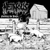 CD Heinous - Feeding The Hogs - The First Three EP's