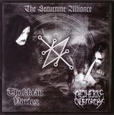 "Aetherius Obscuritas / Thokkian Vortex - ""The Saturnine Alliance"" - CD"