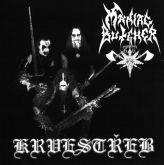 MANIAC BUTCHER - Krvestřeb - CD (+bonus)