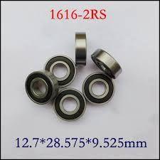 1616-2RS = 1616-DC= ROLEMANTO DE ESFERA