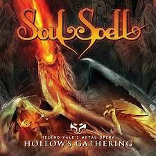 CD  - Soulspell - Hollow's Gathering