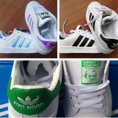 Tênis Adidas Stan Smith - Mamãe Bebê Importados dcc2b29199
