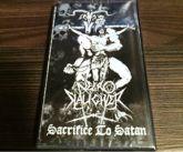 NECROSLAUGHTER - Sacrifice to Satan - Cassete
