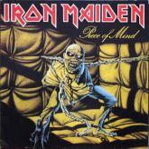 LP 12 - Iron Maiden – Piece Of Mind