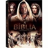 Dvd Minissérie A Bíblia  2 Temporadas  Completas  - Frete Grátis