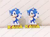 2 Displays de mesa - Sonic