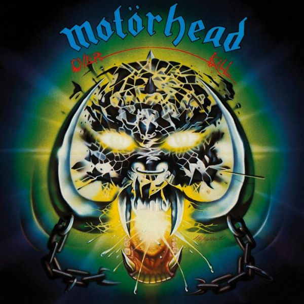 CD Motörhead – Overkill (Slipcase)