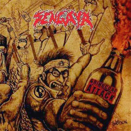 CD Sengaya – Grindcore Attack