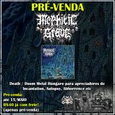 Mephitic Grave – Into the Atrium of Inhuman Morbidity - CD ***PRÉ-VENDA***