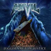 Anvil – Juggernaut Of Justice (CD)