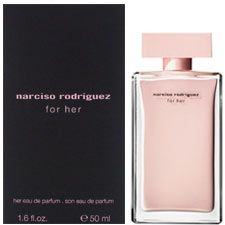 Narciso Rodriguez For Her Feminino Eau de Parfum 100ml
