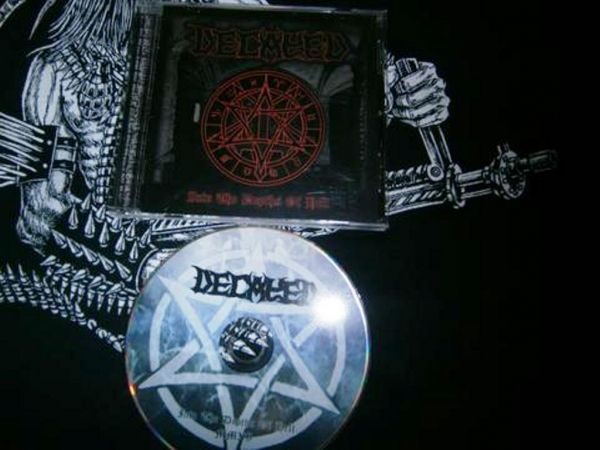 DECAYED - Into the Depths of Hell - CD