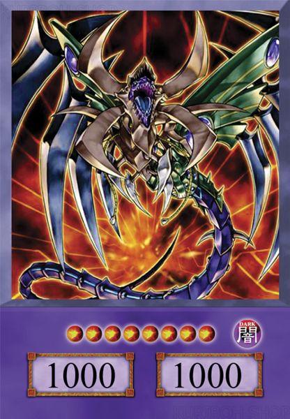 Cyberdark dragon