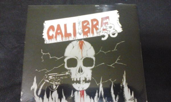 CD - Calibre 38 - Calibre 38 (slipcase)