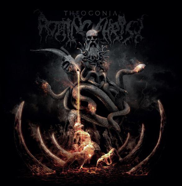 CD Rotting Christ – Theogonia (Slipcase)