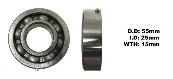 Rolamento principal do eixo de manivela do OEM de Yamaha Tdr250 Tzr250 83a916c4 por 93306-20577