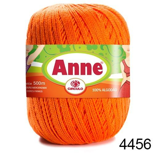 LINHA ANNE  4456 - LARANJA