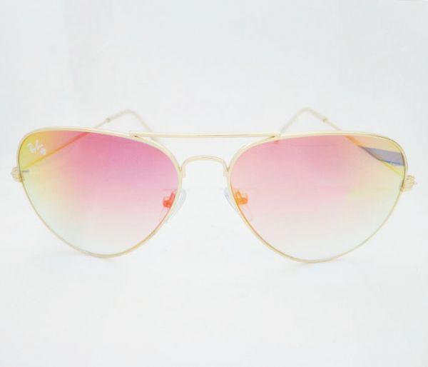 33ecb03e4 Óculos Ray Ban Aviador Laranja MOD:23046 [1ª Linha] - O$tentação ...