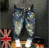 Calça Jeans Primavera