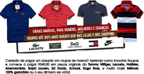 d4c45ee43 roupas masculinas - Marcas famosas