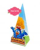 Cone Personalizado Galinha Pintadinha
