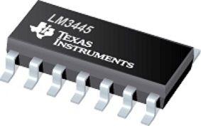 LM3445M CI Driver para LED (aceita dimmer AC c/ TRIAC)