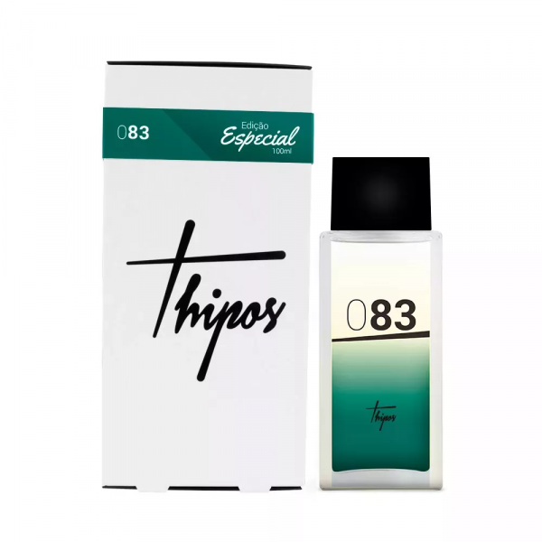 Perfume Thipos 083, 100mL, parece Invictus, Paco Rabanne