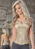 Corset Overbust Plus Size MF1672