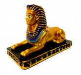 Esfinge Egípcia Estatua Miniatura  Arte Egito 10cm