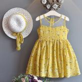 Vestido + chapéu Camila Cod 1560