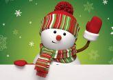 Papel Arroz Natal A4 004 1un