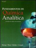 Solução Fundamentos De Química Analítica - 8ª Edição - Skoog